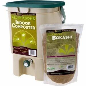 The Best Compost Bins Option: SCD Probiotics All Seasons Indoor Composter