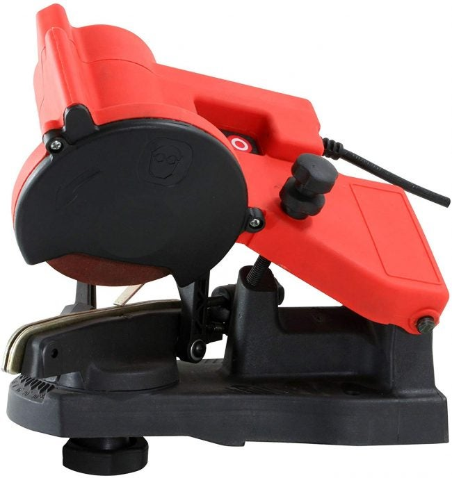 The Best Electric Chainsaw Sharpener Option: Buffalo Tools ECSS Chainsaw Sharpener