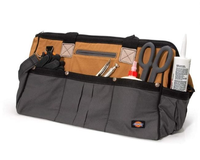 The Best Tool Bag Option: Dickies 57033 20-Inch Work Bag