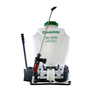 The Best Backpack Sprayer Option: Chapin Backpack Sprayer