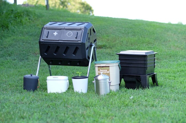 The Best Compost Bins Options