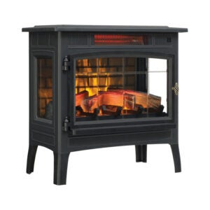 The Best Electric Fireplaces For Warmth And Ambience Bob Vila