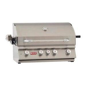 最佳烧烤选择:牛户外内置天然气烧烤