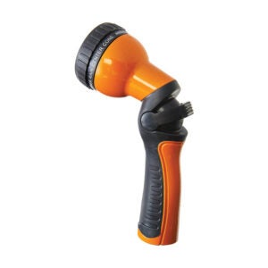 The Best Hose Nozzle Option: Dramm 14502 Revolution 9-Pattern Spray Gun