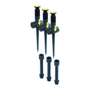 最佳草坪洒水系统选择:Melnor 65083-AMZ多可调洒水器