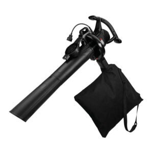 The Best Leaf Vacuum Option: BLACK+DECKER 3-in-1 Electric Leaf Blower, Leaf Vacuum