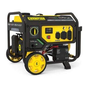 The Best Portable Generator Option: Champion Power Equipment 3800-Watt Dual Fuel Portable Generator