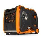 The Best Portable Generator Option: WEN 56380i 3800-Watt Portable Inverter Generator