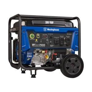 The Best Portable Generator Option: Westinghouse WGen7500 Portable Generator