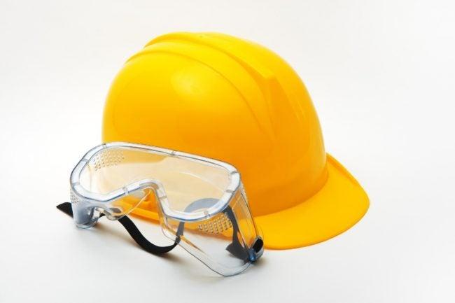 最好的安全眼镜