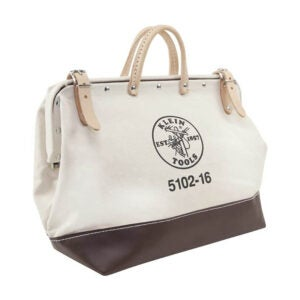 The Best Tool Bag Option: Klein Tools Canvas Tote