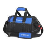 The Best Tool Bag Option: WORKPRO 16-Inch Wide Mouth Tool Bag