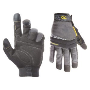 The Best Work Gloves Option: Custom Leathercraft Handyman Flex-Grip Work Gloves