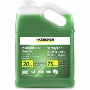 最佳甲板清洁剂选项:KARCHER多用途清洁压力垫圈