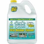 最好的甲板清洁剂选项:简单的绿色氧气解决全室外清洁剂