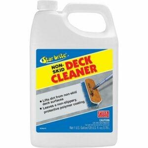 最好的甲板清洁剂选项:星形光带非滑动甲板清洁剂