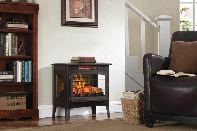 The Best Electric Fireplace Option