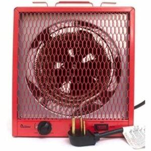 The Best Garage Heater Option: Dr. Infrared Heater DR-988A Garage 4800/5600W Heater