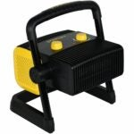 The Best Garage Heater Option: STANLEY ST-300A-120 Electric Heater