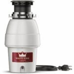 The Best Garbage Disposal Option: Waste King Legend Series 1/2 HP Disposal with Cord