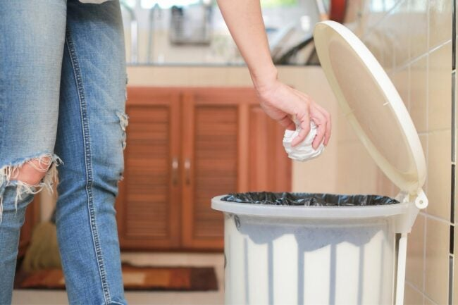 The Best Kitchen Trash Can Option