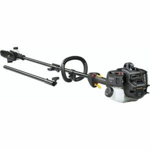 The Best Pole Saw Option: Poulan Pro PR28PS, 28cc 2-Cycle Gas 8 in. Pole Saw