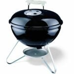 The Best Portable Grill Option: Weber 10020 Smokey Joe 14-Inch Portable Grill
