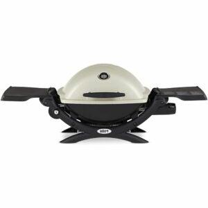 The Best Portable Grill Option: Weber 51060001 Q1200 Liquid Propane Grill