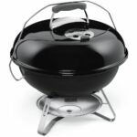 The Best Portable Grill Option: Weber Jumbo Joe Charcoal Grill 18 Inch