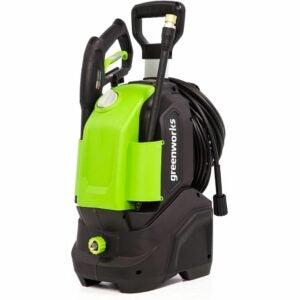 The Best Pressure Washer Option: Greenworks GPW2005 Pressure Washer