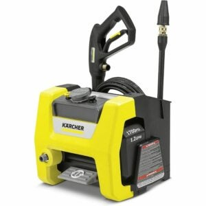 The Best Pressure Washer Option: Karcher K1700 Cube Electric Power Pressure Washer