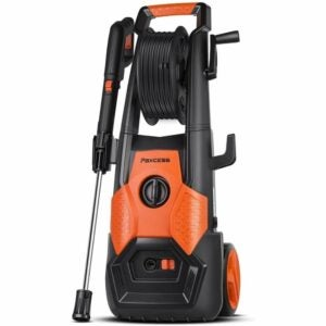 The Best Pressure Washer Option: PAXCESS Electric Pressure Washer
