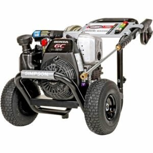 The Best Pressure Washer Option: Simpson Cleaning MSH3125 MegaShot Gas Pressure Washer
