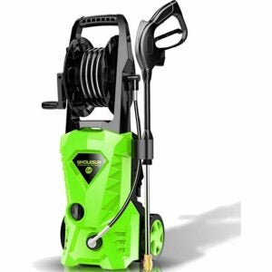 The Best Pressure Washer Option: WHOLESUN Electric Pressure Washer