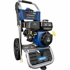 The Best Pressure Washer Option: Westinghouse Outdoor WPX2700 Gas Powered Pressure
