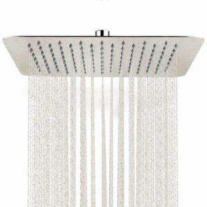 The Best Showerhead Option: SR SUN RISE 12 Inch High Pressure Rainfall Showerhead