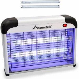 The Best Bug Zapper Option: ASPECTEK 20W Electronic Insect Killer-Indoor Use