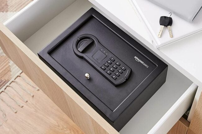 The Best Home Safe Option