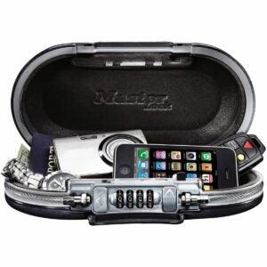 The Best Home Safe Option: Master Lock 5900D Portable Safe