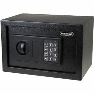 The Best Home Safe Option: Stalwart Digital Safe