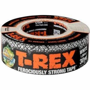 最好的鸭子胶带选择:T-REX强力胶带,管道胶带
