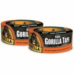 The Best Duct Tape Option: Gorilla Black Duct Tape