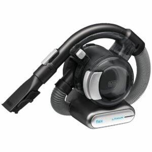 The Best Handheld Vacuum Option: BLACK+DECKER 20V Max Flex Handheld Vacuum (BDH2020FL)