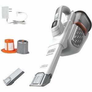 The Best Handheld Vacuum Option: BLACK+DECKER Dustbuster Handheld Vacuum HHVK320J10