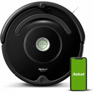 The Best Robot Vacuums Option: iRobot Roomba 675 Robot Vacuum