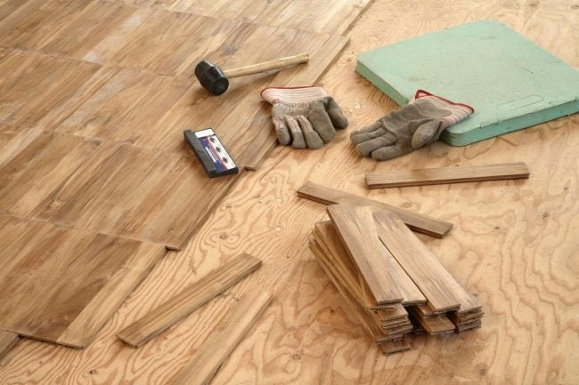 5 Signs It's Time to Replace a Subfloor