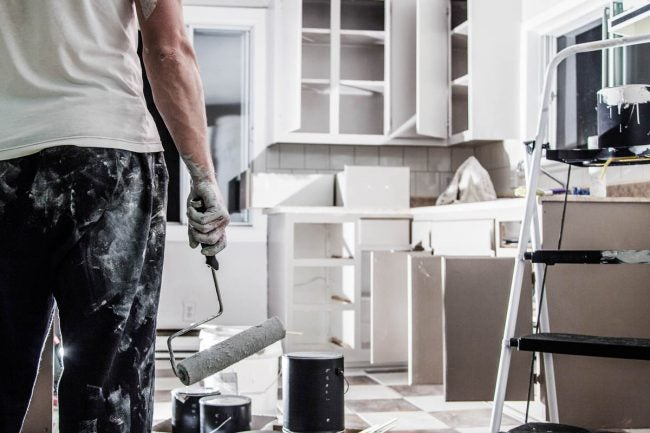 7 Things to Know When Painting Kitchen Cabinets
