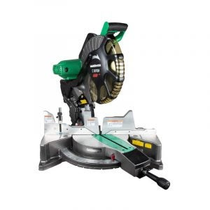 The Best Miter Saw option: Metabo 12-Inch Dual Compound Miter Saw with Laser