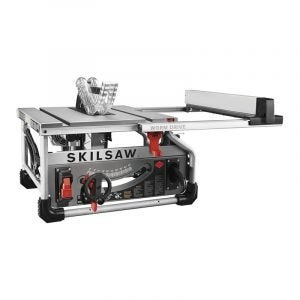 The Best Table Saw Option: SKILSAW 10-Inch Table Saw
