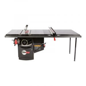 The Best Table Saw Option: SawStop Industrial Cabinet Saw